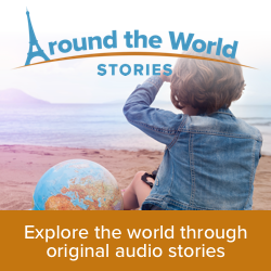 Get Around the World Stories TODAY (AFFILIATE)