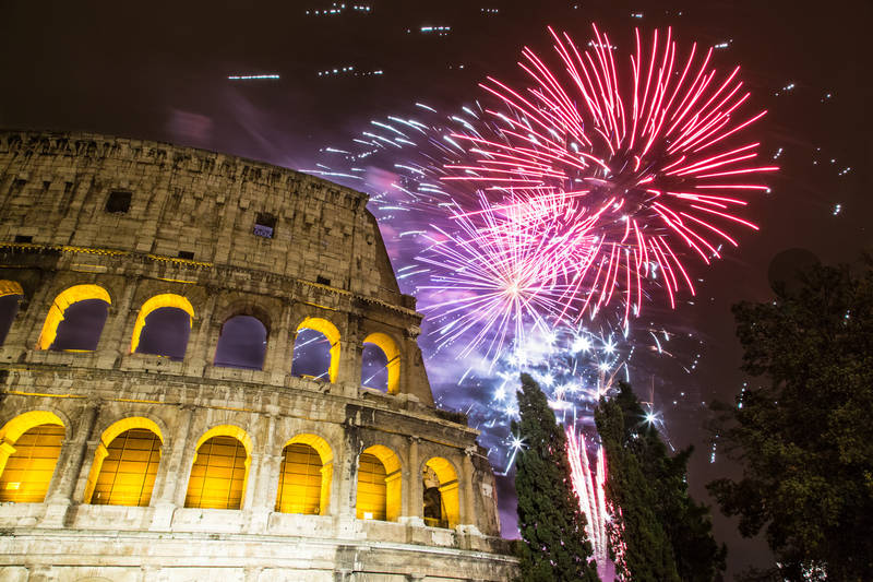 Bringing Europe into your New Year's Eve
